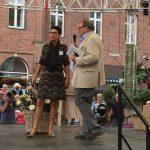 Forfatteren Torben Thim introducerer den nye bog - Rosa- Forædleren