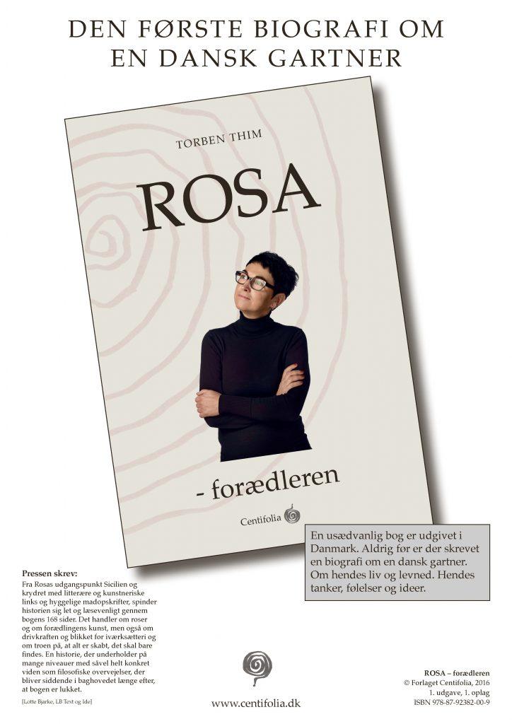 ROSA-forædleren Plakat